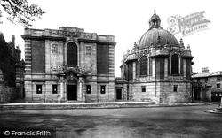 Eton, College, School Hall 1909
