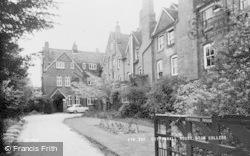 Eton, Cotton Hall House, Eton College c.1960
