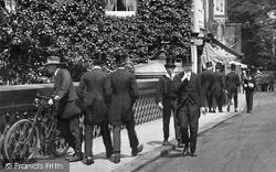 Eton, Eton Schoolboys 1914