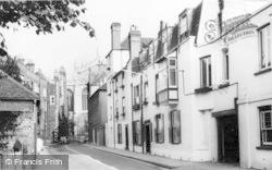 Eton, Evans's, Eton College c.1955