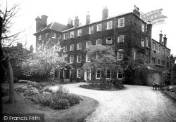 Eton, Jourdelay's, Eton College c.1955