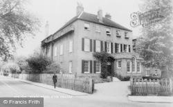 Eton, Keate House, Eton College c.1965