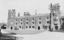 Eton, New Buildings, Eton College c.1965