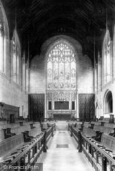 Eton, Queen's School Chapel 1895