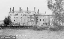 Eton, South Lawn, Eton College c.1960