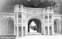 Eton, The Chapel Screen, Eton College 1895