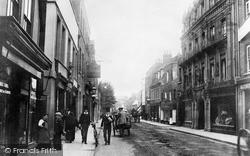Eton, The High Street 1906