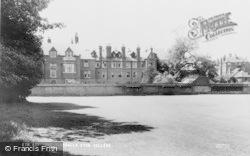 Eton, The Timbralls, Eton College c.1965