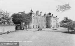 Eton, Warre House, Eton College c.1960