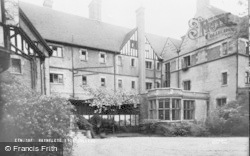 Eton, Waynflete, Eton College c.1955