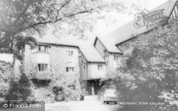 Eton, Westbury, Eton College c.1965