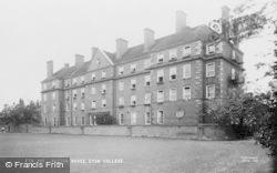 Eton, Wotton House, Eton College c.1960