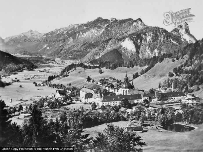 Photo of Ettal, General View c.1935