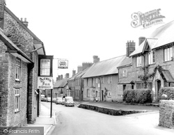 Fore Street c.1965, Evershot