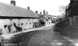 The Village c.1965, Evershot