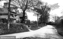 Eversley, Warbrook Lane 1908