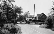 Everton, The Cross Roads c.1955