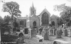 Evesham, All Saints Church 1892