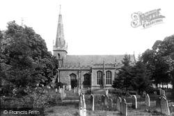 Evesham, All Saints Church 1901