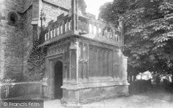 All Saints Church, Porch 1901, Evesham