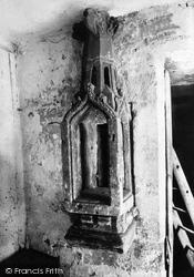Evesham, Almony House, Old Lantern 1892