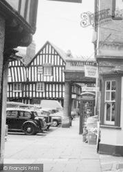Booth Hall c.1960, Evesham