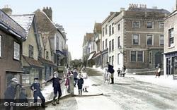 Bridge Street 1892, Evesham
