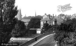 Bridge Street 1895, Evesham