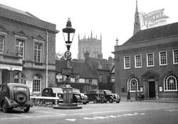 Bridge Street c.1955, Evesham