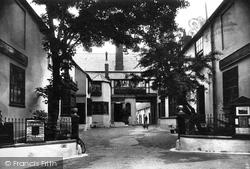 Crown Hotel 1910, Evesham