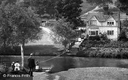 Hampton Ferry 1892, Evesham