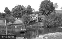 Hampton Ferry 1895, Evesham
