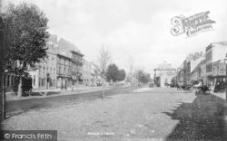Evesham, High Street 1895