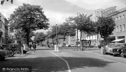 High Street c.1960, Evesham