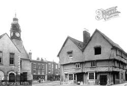 Market Place 1892, Evesham