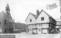 Market Place 1901, Evesham