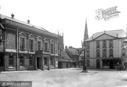 Market Place 1910, Evesham