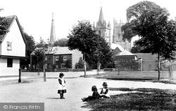 Merstow Green 1892, Evesham