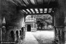 Norman Gateway 1893, Evesham