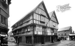 Old Booth Hall 1931, Evesham