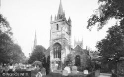 St Lawrence's Church 1895, Evesham
