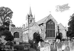Evesham, St Lawrence's Church 1895