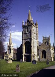 St Lawrence's Church c.1970, Evesham