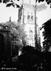 The Abbey 1948, Evesham