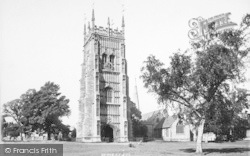 Evesham, The Bell Tower 1895
