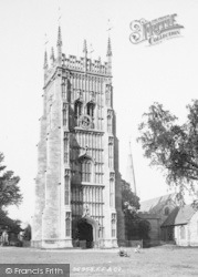 The Bell Tower 1895, Evesham