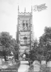 Evesham, The Bell Tower 1901