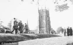 The Bell Tower, Abbey Park c.1955, Evesham