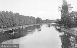 View From The Bridge 1922, Evesham