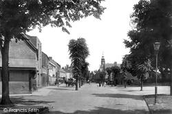Vine Street 1922, Evesham